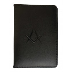 Freemason Masonic Book Cover in S&C